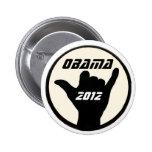 Obama Shaka button