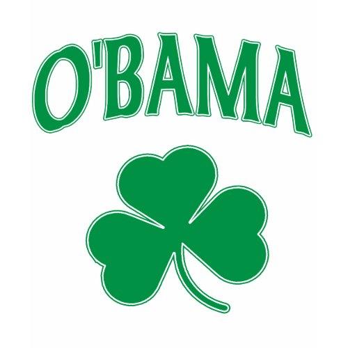 Obama Shamrock shirt
