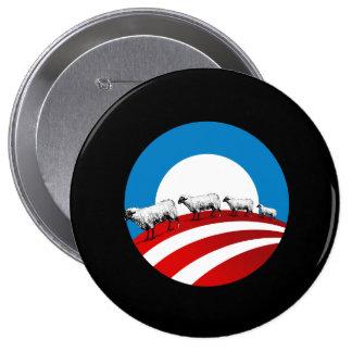 Obama Sheep Button