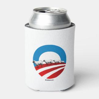 Obama Sheep Can Cooler