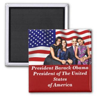 Obama, sí nosotros Can_ Imán De Frigorifico
