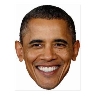Obama, Sick of me yet? Postcard