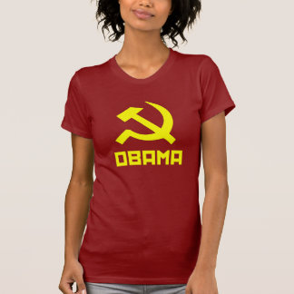Obama Sickle and Hammer T-Shirt