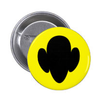 Obama Signal - Pin buttons