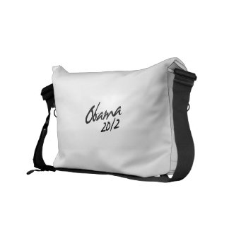 OBAMA SIGNATURE 2012 -.png Commuter Bags