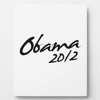 OBAMA SIGNATURE 2012 -.png Plaque