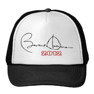 obama signature 2012.png trucker hat
