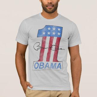 Obama Signature Evil Knievel Style T-Shirt