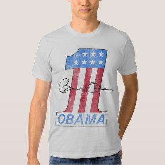 Obama Signature Evil Knievel Style Tshirts