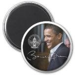 Obama signature Fridge magnet - Customized