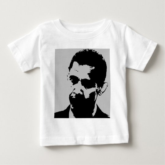 obama silhouette baby T-Shirt