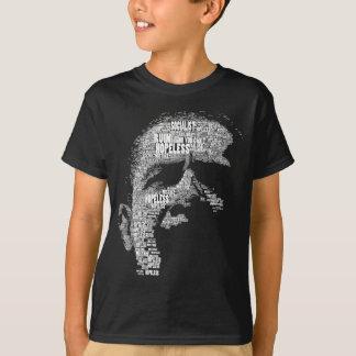 "Obama Silhouette ""Hopeless 2012"" T-Shirt"