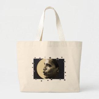 Obama silvertone Tote Bag