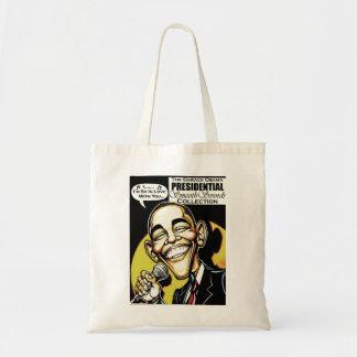 Obama Sings! (2012) Tote Bag