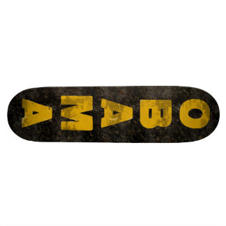 OBAMA SKATE SKATE BOARD DECKS