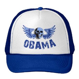 Obama Skull Design Trucker Hat