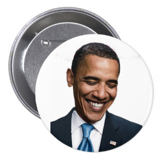 Obama Smiles Buttons
