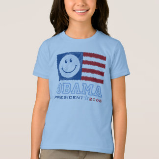 Obama Smiles T-Shirt