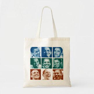 Obama Smiles Tote Bag