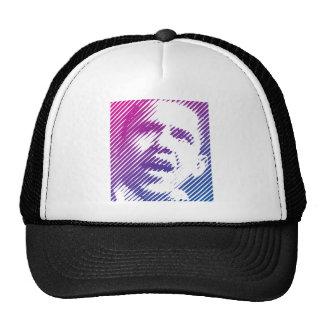 Obama Smiles Trucker Hat
