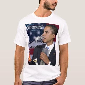obama-smoking T-Shirt