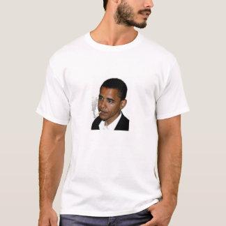 Obama Smoking T-Shirt