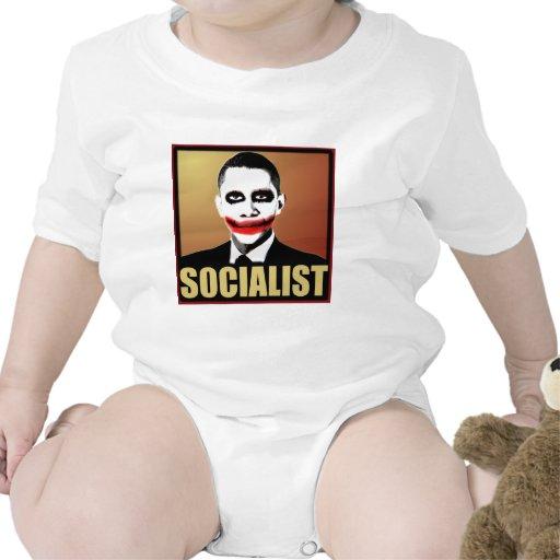 Obama Socialist Baby Creeper
