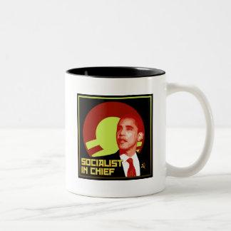 Obama: Socialist in Chief Mug