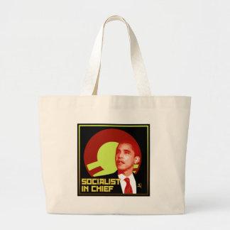 Obama: Socialista en jefe Bolsa