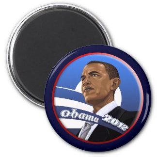 Obama sofisticado con clase fresco 2012 iman de nevera