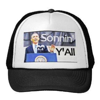 "Obama ""Sonnin' Y'All"" High Exposure Trucker Hat"