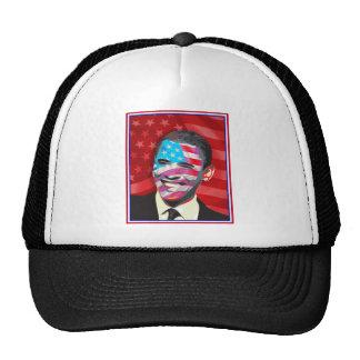 obama - sonrisa presidencial gorra