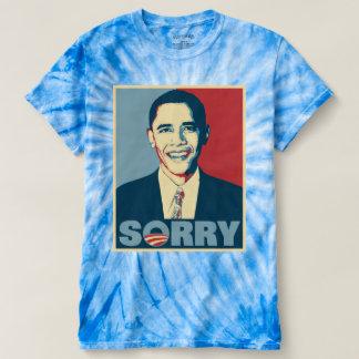 Obama Sorry T-shirt