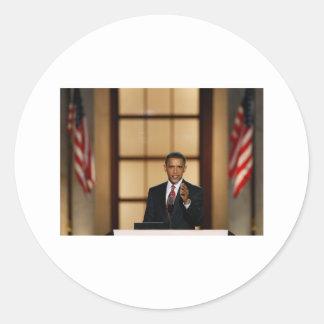 Obama-Speech Sticker