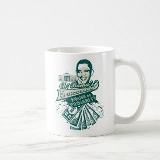 Obama Spendorama Mug