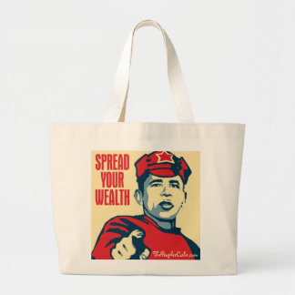 Obama - Spread Your Wealth Around OHP Bag