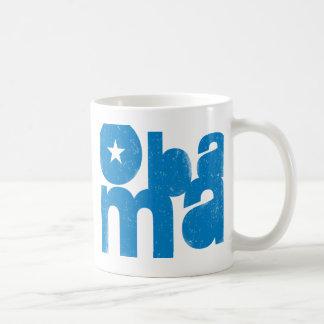 Obama Square Mug