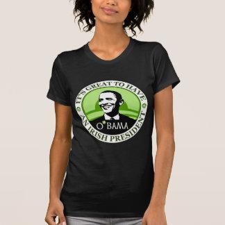 Obama St. Patrick's Day Tshirt