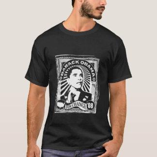 Obama Stamp Tee (Black)