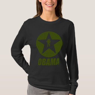 Obama Star Army T-Shirt
