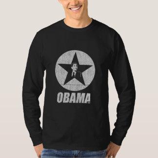 Obama Star Long Sleeve T-Shirt