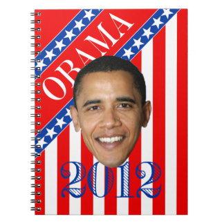 Obama Stars & Stripes Notebook
