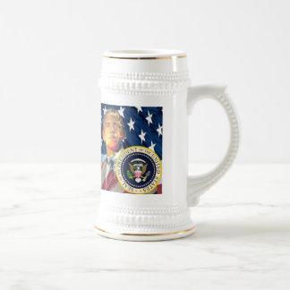 Obama Stein Jarra De Cerveza