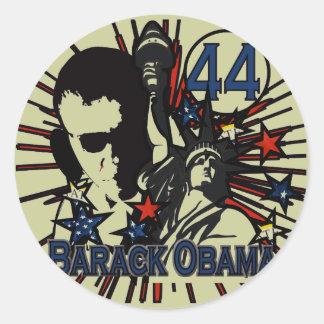 Obama Sticker -