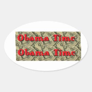 obama oval stickers