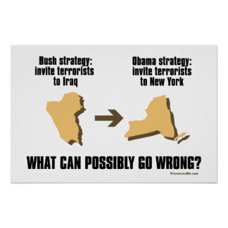 Obama Strategy Poster