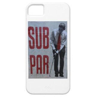 Obama Sub Par Iphone Case