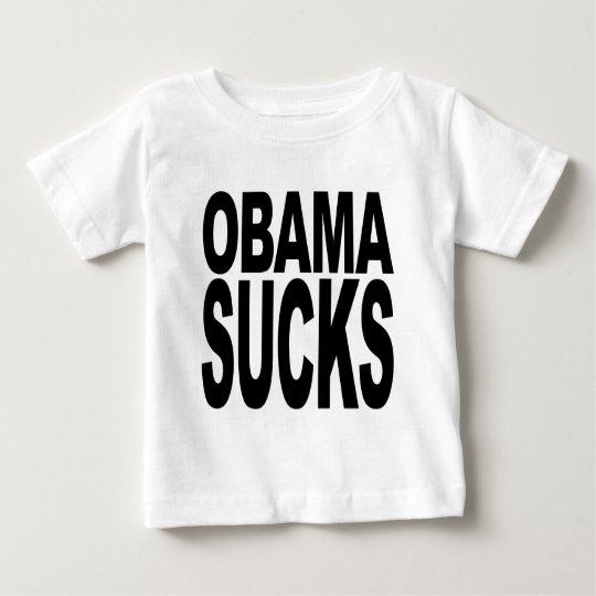 Obama Sucks Baby T-Shirt