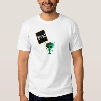 Obama sucks t-shirts