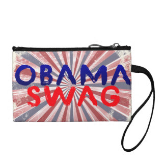Obama Swag Gear Coin Wallet
